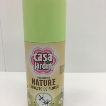 Insecticida CASA JARDIN Nature 100 ml.