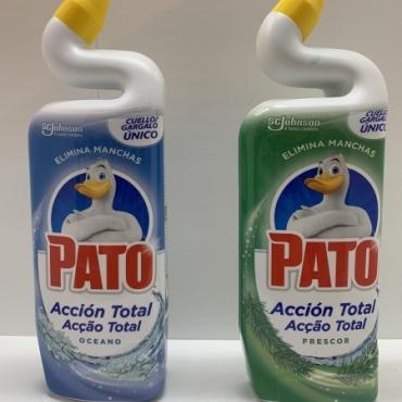 Limpiador PATO WC 750 ml.