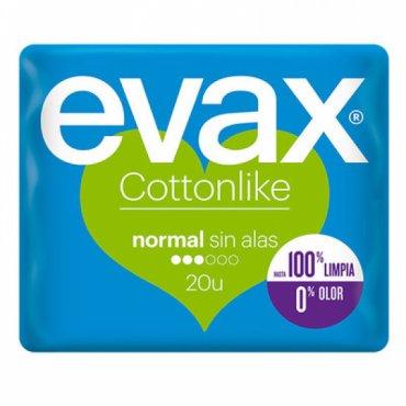 Compresas EVAX Cottonlike. 12 und.