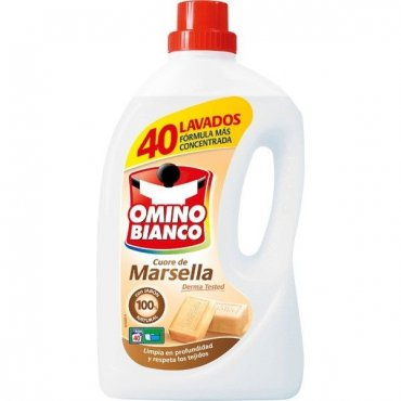 OMINO  BIANCO 4000ml detergent. 60 doses Marseille