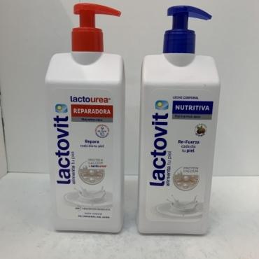 Body LACTOVIT 400 ml.