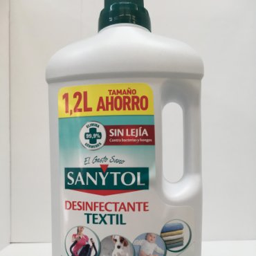 Textile disinfectant SANYTOL 1200ml.