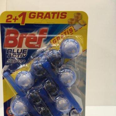 Ambientador WC BREF 2+1 Gratis