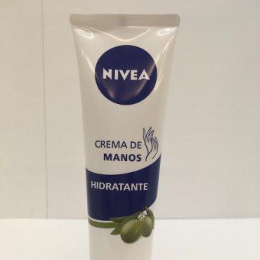 Handcream NIVEA olive oil tube 100ml