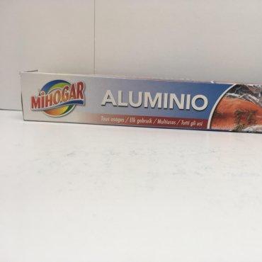 Aluminum fpoil MIHOGAR 30m.