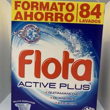 Detergent FLOTA 84 doses 5040g.