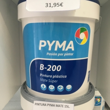 Painting PYMA plastic mate super indoor and outdoor  ...