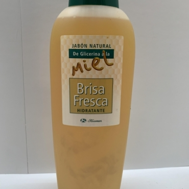 Gel Natural Glycerin and Honey Soap 750ml.